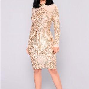 Sequin Bodycon Dress